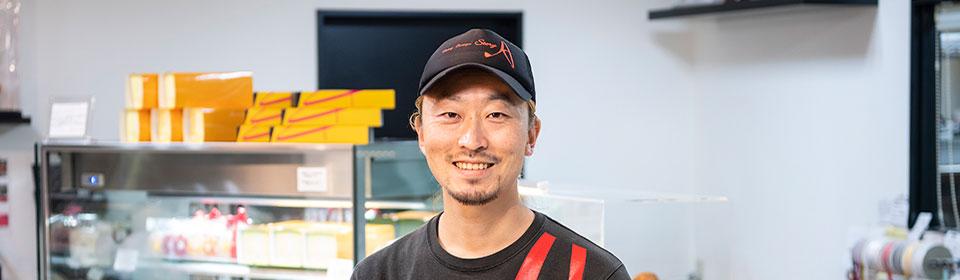 有賀 弘隆 先生