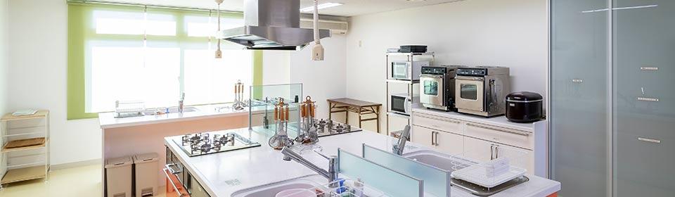 北信ガス株式会社本社 特設料理教室