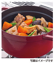 コトコト煮ても焦げつきにくくて安心。煮込み・煮もの機能
