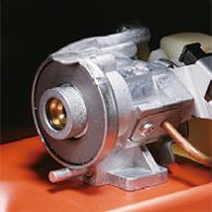 ガバナー(圧力調整器)方式